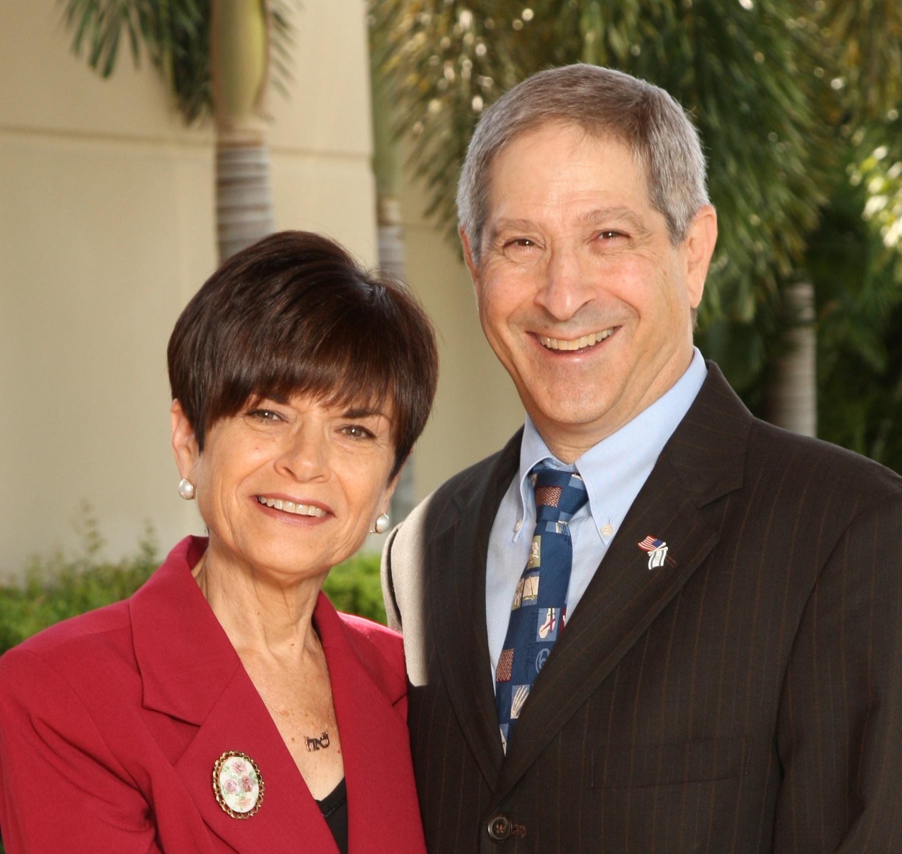 Dr. Robert & Lorelei Ennis Pic