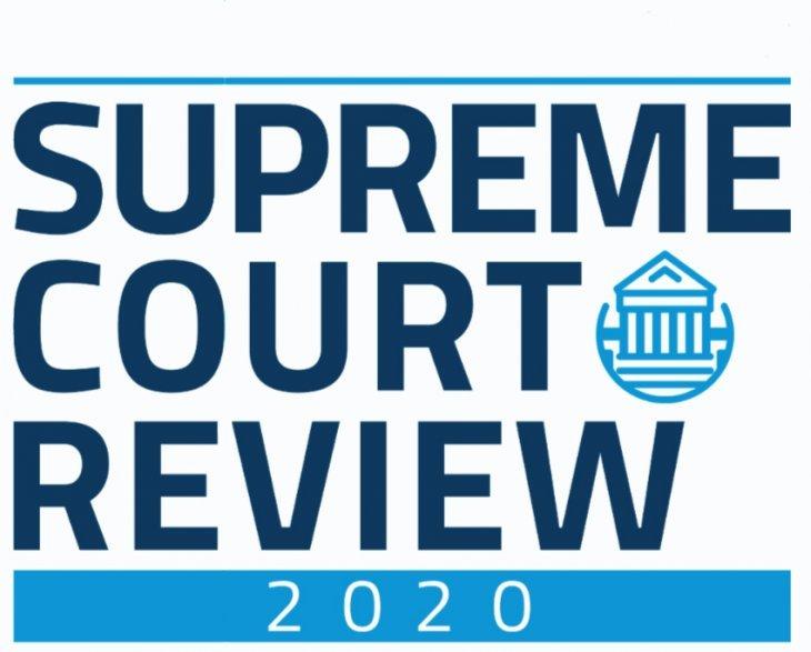Supreme Court Review 2020 LOGO 0