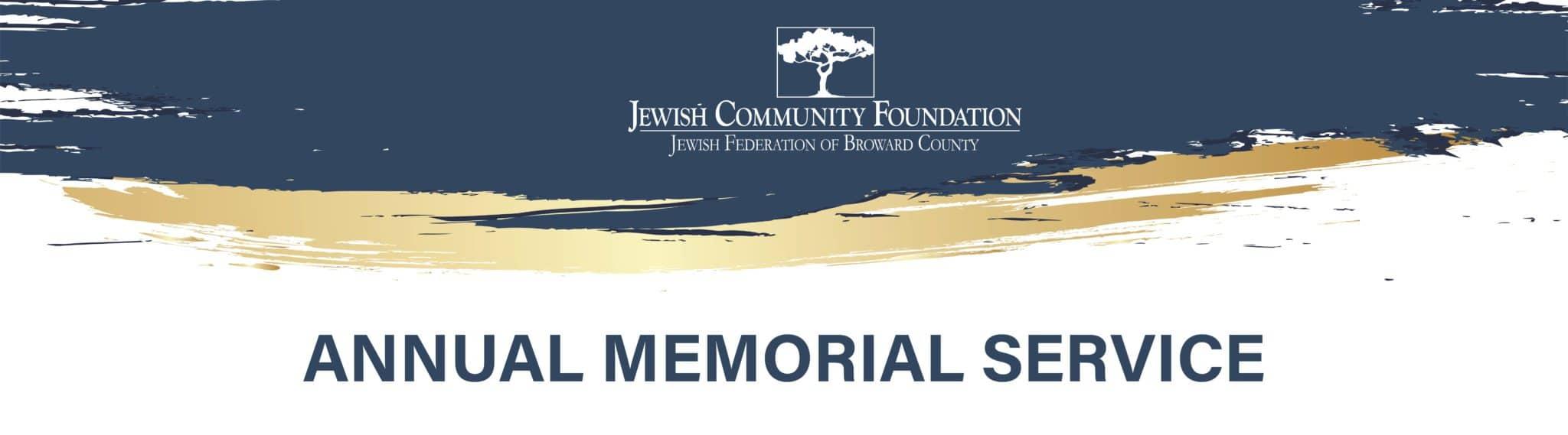 Annual Memorial Service 01
