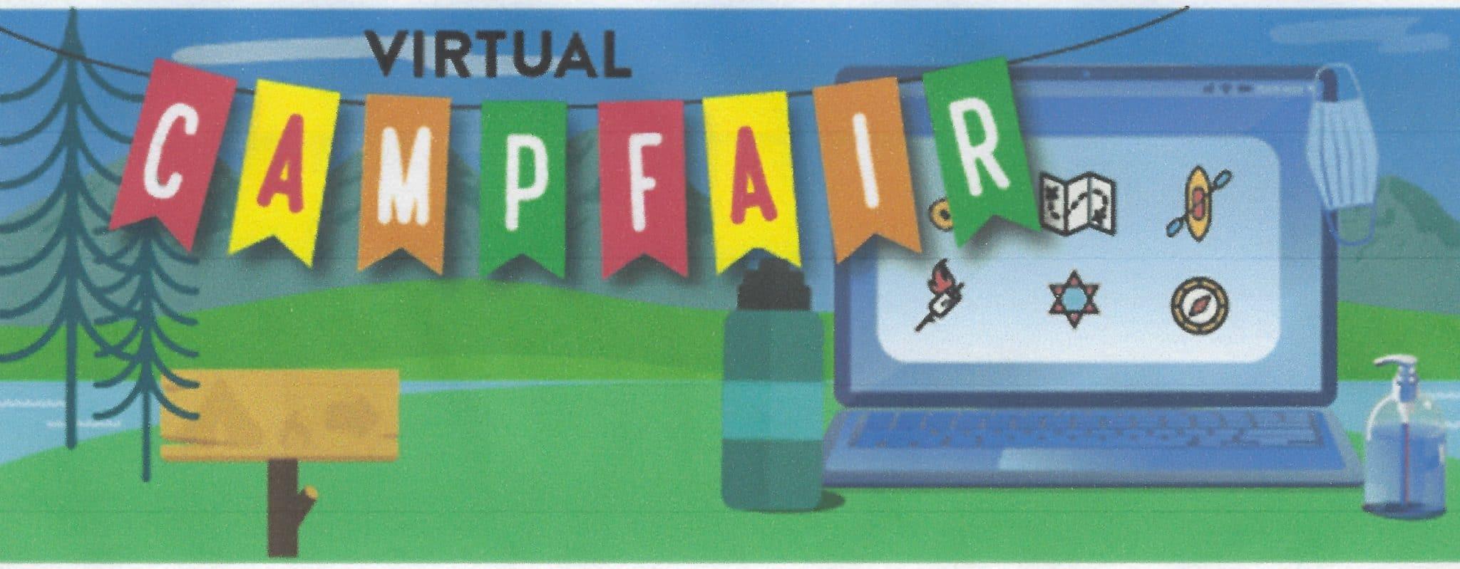 Email Banner Virtual Fair