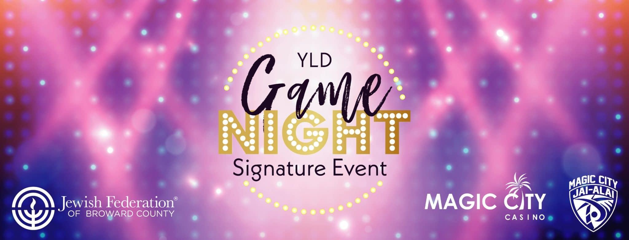Signature Event Registration