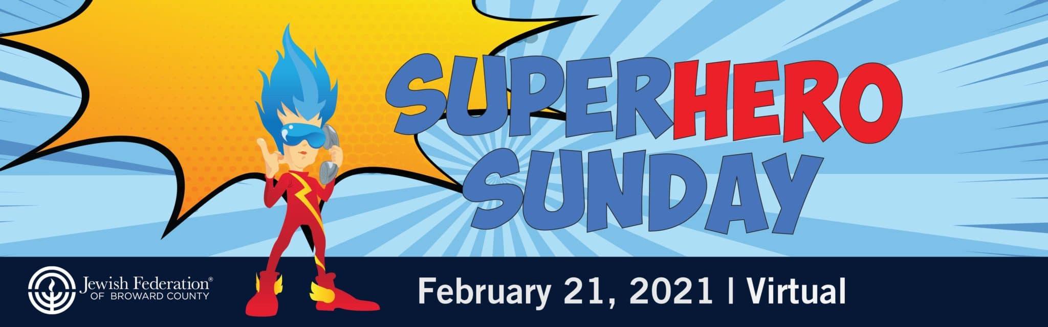 2021 Super Sunday Registration