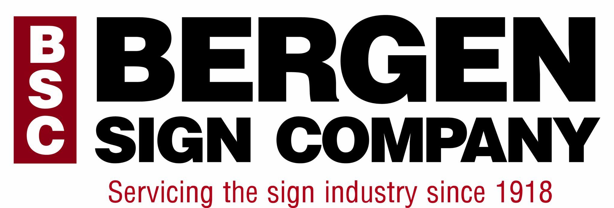 Bergen Sign Logo