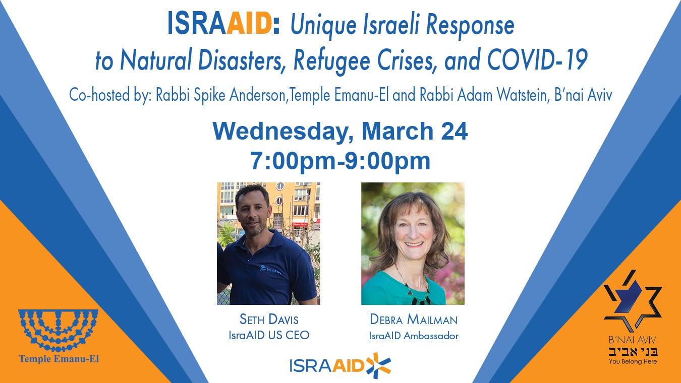 IsraAid Slide