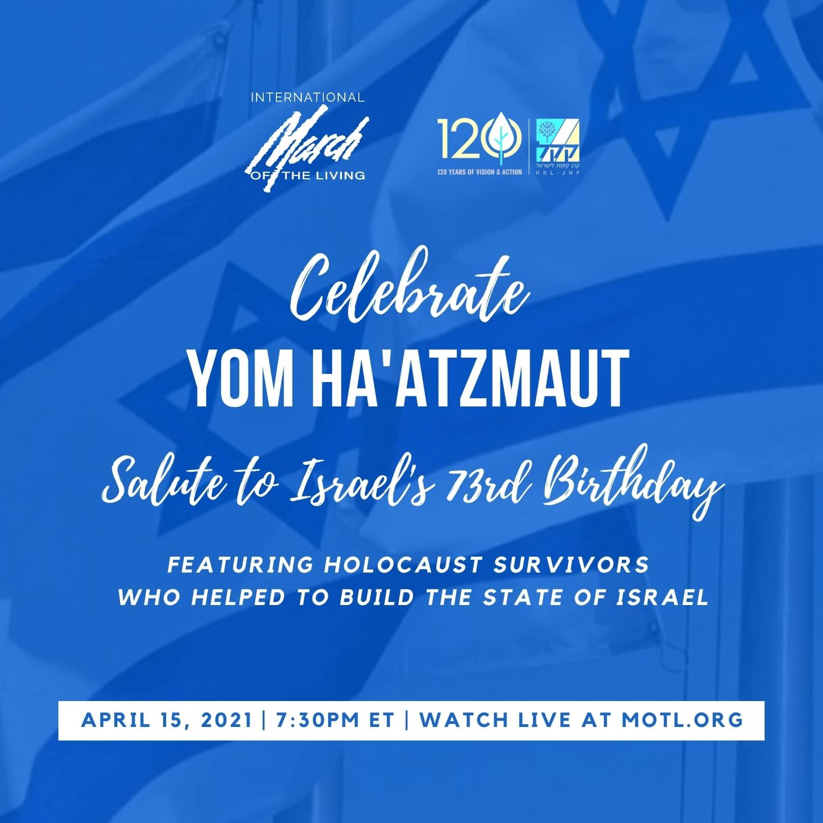 MOTL 2021 Celebrate Israel73 Square