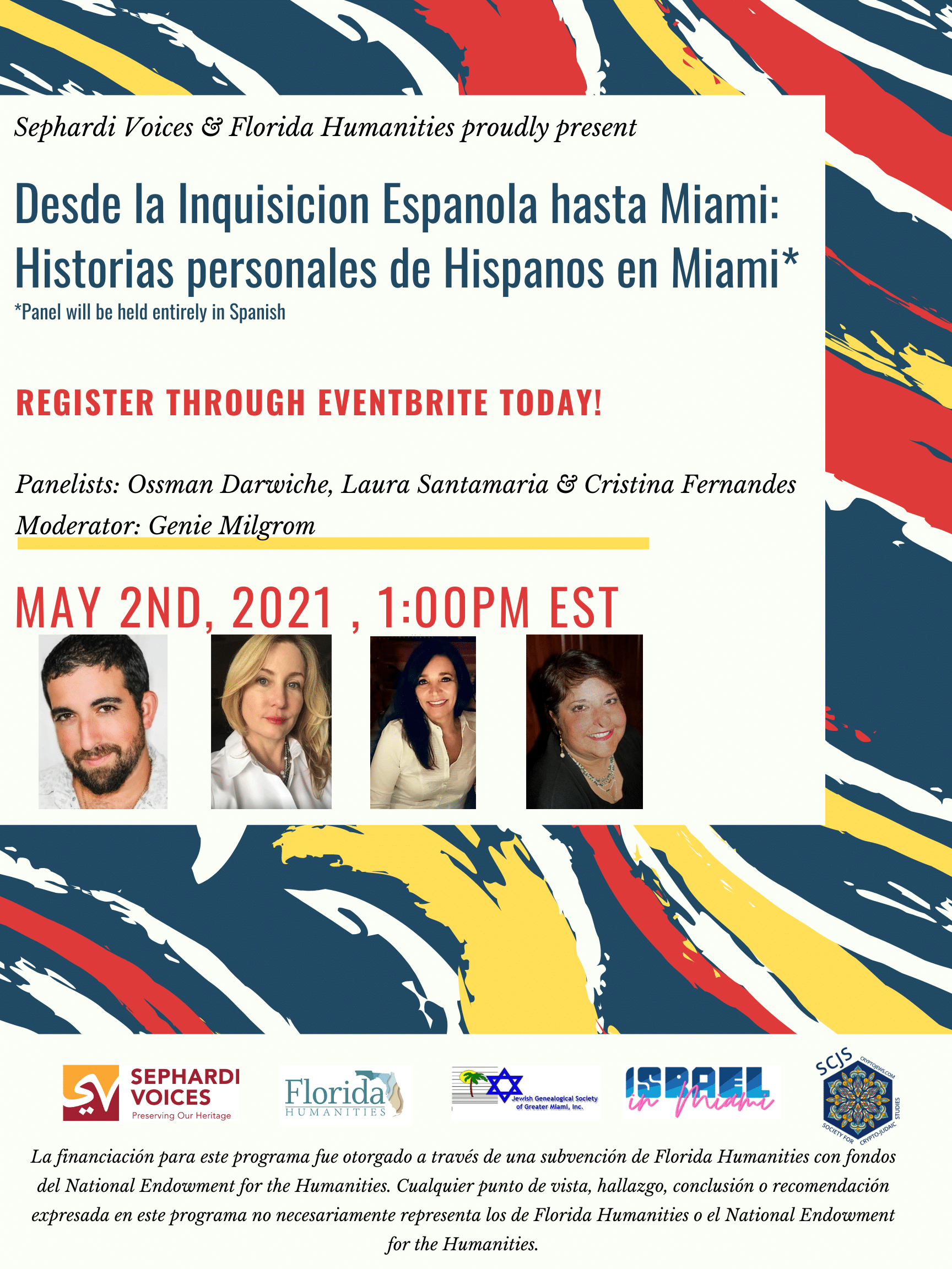 From The Spanish Inquisition To Miami Personal Stories Of Hispanics In Miami SPANISH2
