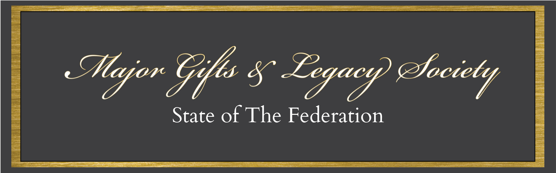 MG & LS State Of The Federation Website Banner