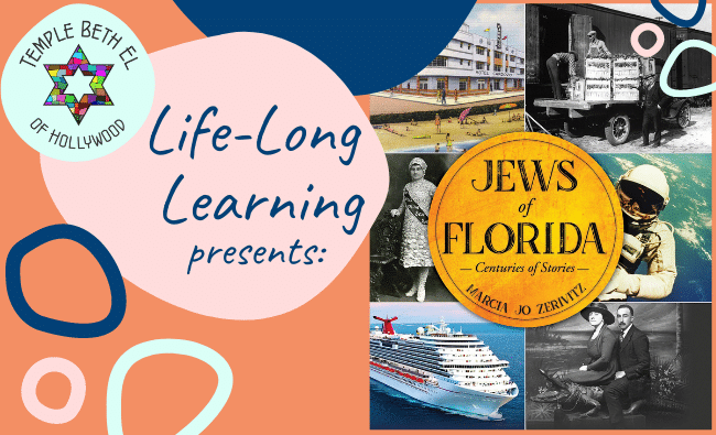 Life Long Learning Jews Of Florida